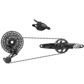 SRAM GX Eagle - Piezas para bicicletas - 1x12 DUB 32Z. 170mm negro